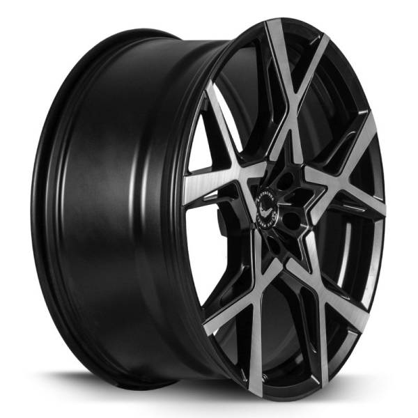 Barracuda Project X 10x22 ET45 5x112 Black brushed Surface