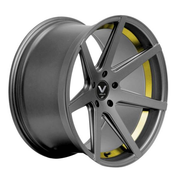 BARRACUDA BARRACUDA VIRUS Felge 9x20 - 20 Zoll 5x112 Lochkreis