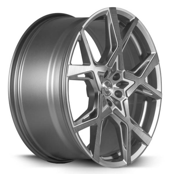 Barracuda Project X 10x22 ET40 5x120 Silver-brushed-Surface