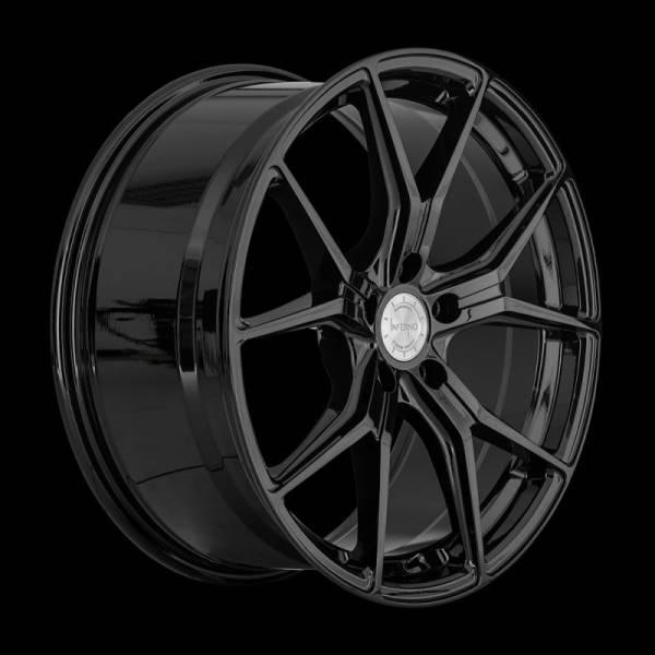 BARRACUDA INFERNO Glossy Black Felge 8,5x19 - 19 Zoll 5x112 Lochkreis