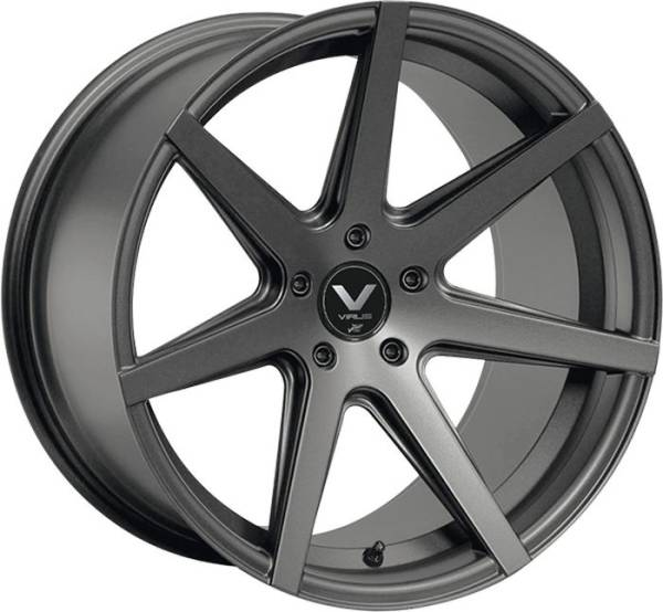 BARRACUDA BARRACUDA VIRUS Felge 10,5x20 - 20 Zoll 5x112 Lochkreis