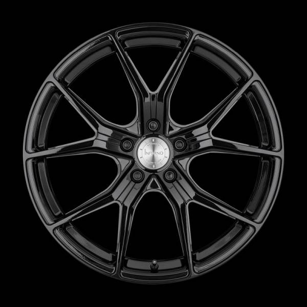 Barracuda Inferno 8,5x19 ET45 5x112 Glossy Black