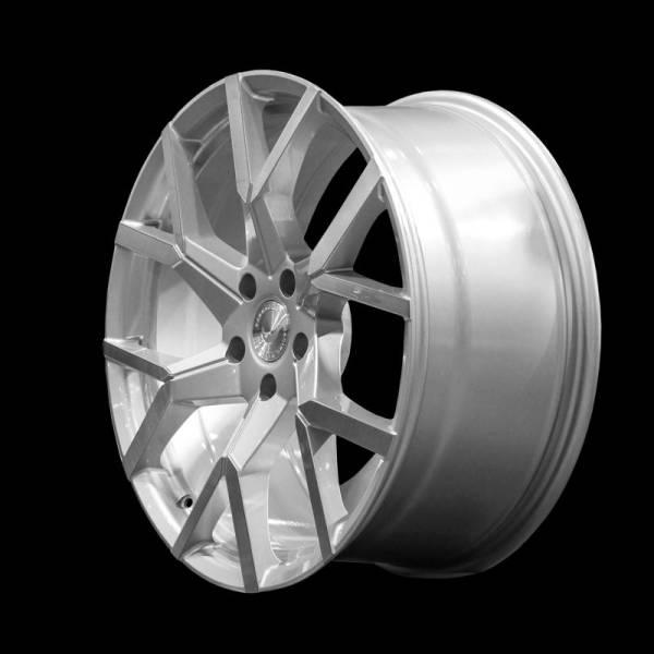 BARRACUDA TZUNAMEE EVO Silver brushed Felge 9x20 - 20 Zoll 5x112 Lochkreis